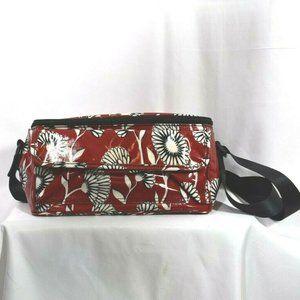 Vera Bradley DECO DAISY Mini Cooler Lunch Bag